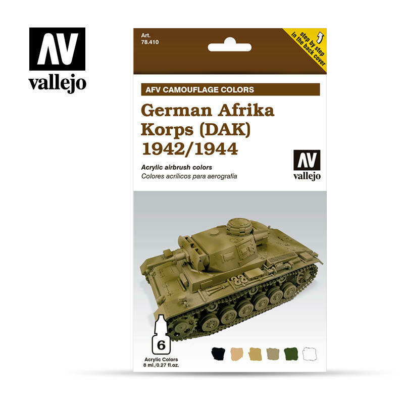 how to paint 1/35 German Africa Korps Painting Tutorial ...