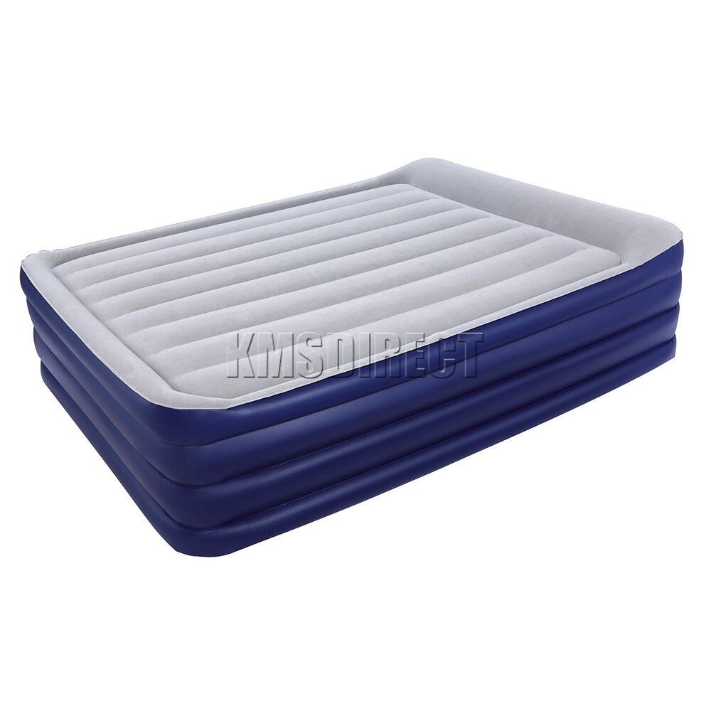 BestWay Queen size Inflatable Night Right Raised Air Bed