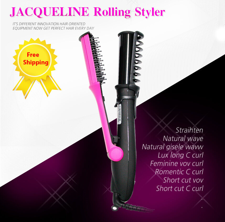 New Hot Tools Professional Rolling Hair Style Curling