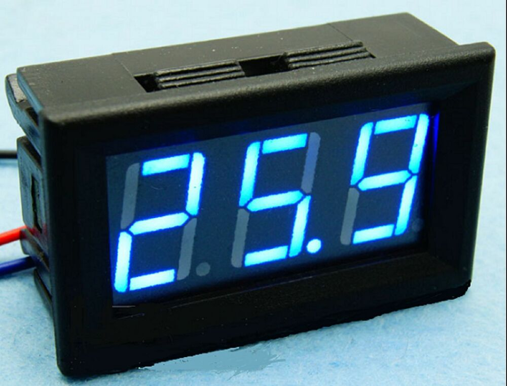 Rv Battery Voltage Gauge : Golf cart boat rv battery led voltage charge meter