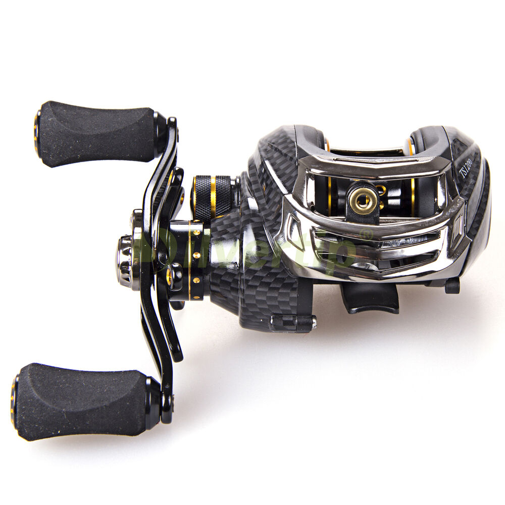 Tsurinoya 13 1 bb 6 3 1 baitcasting fishing reel bait for Baitcasting fishing reel
