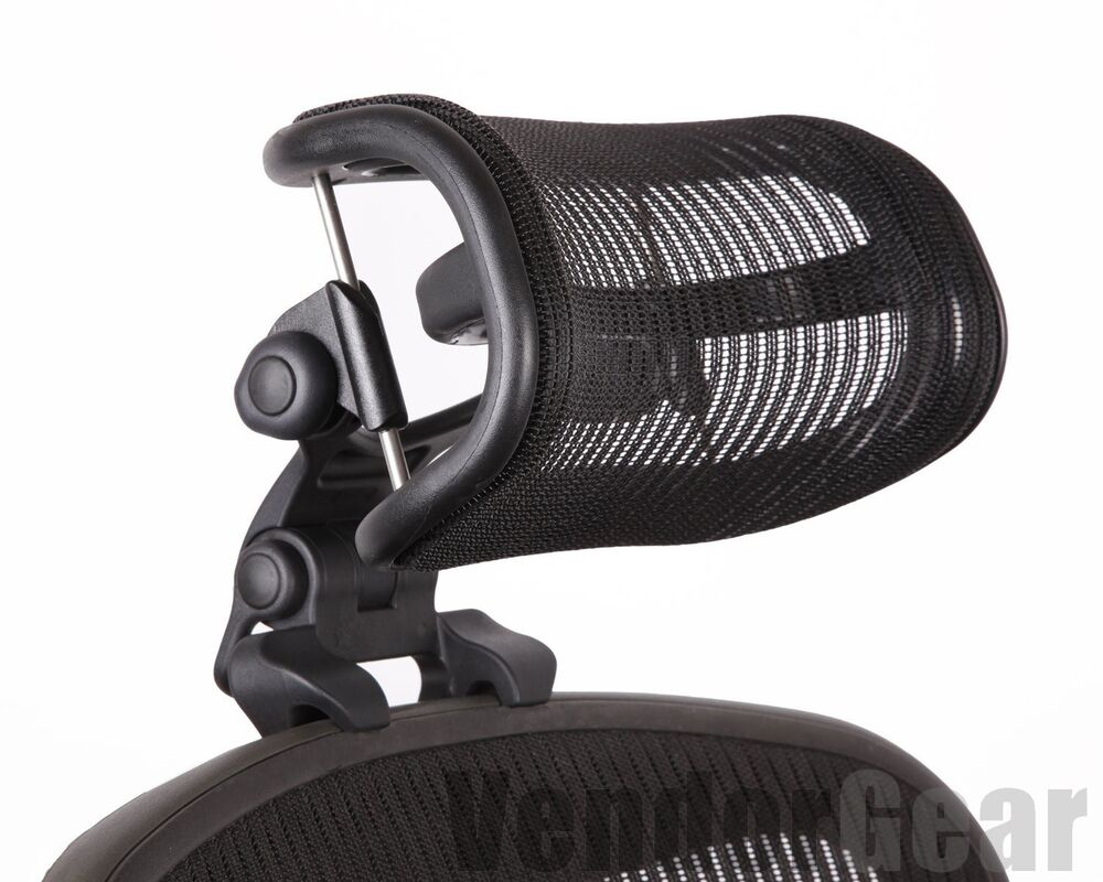 New H3 Ergonomic Headrest For Herman Miller Aeron Chair By Engineered Now EBay