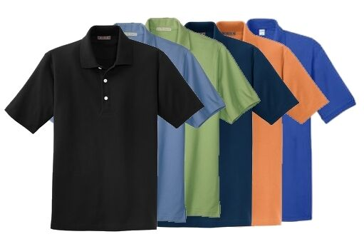 Men 39 S Big And Tall Size Assorted Polo Shirts In Lots Of 2