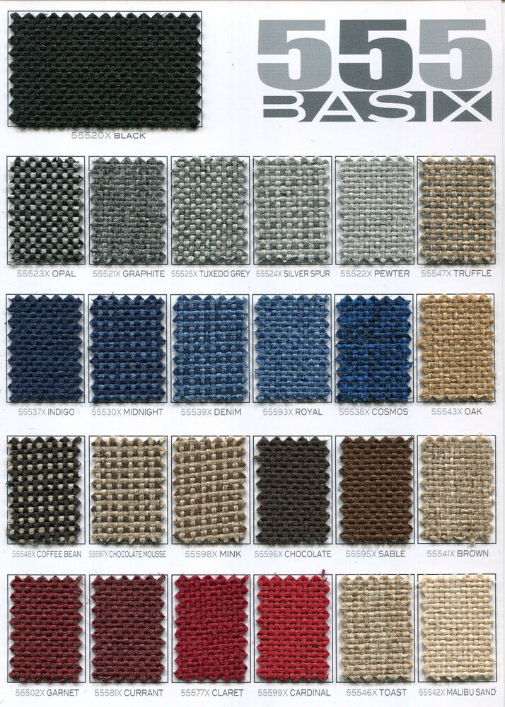 Basix tweed fabric 54 width great for automotive or home - Car interior upholstery material ...