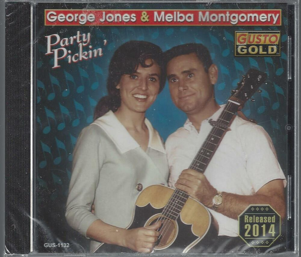 George Jones and Melba Montgomery - Close Together - Long As We're Dreaming