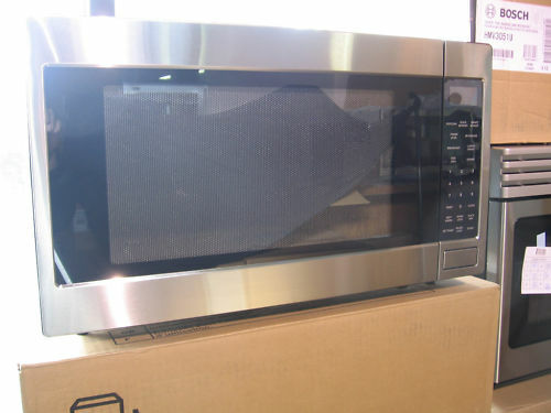 Thermador Countertop Stove : New Thermador Mbes Professional Microwave Countertop Built in Free ...