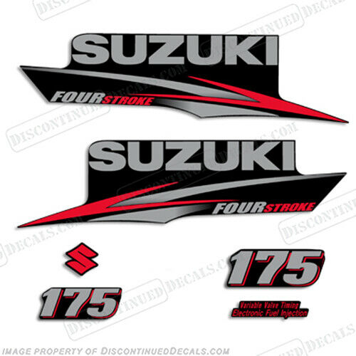 Yamaha Outboard Motor Replacement Decals