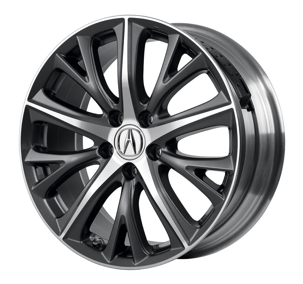 "2016 Acura ILX 18"" Diamond Cut Two Tone Accessory Wheels"