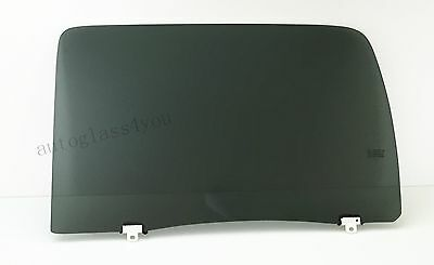 Driver/Left Rear Door Window Glass For 05-15 Toyota Tacoma Pickup Crew Cab