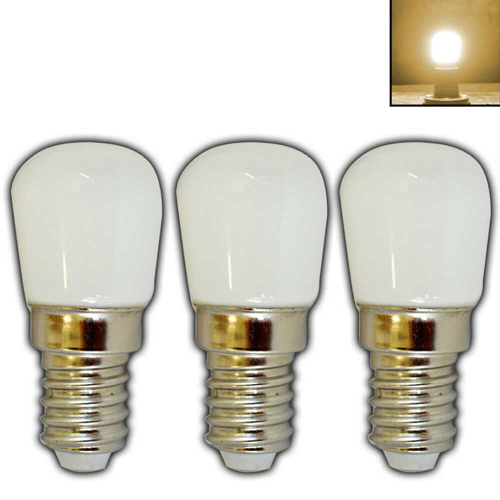 3x e14 mini led 1 5 watt matt milchglas warmwei birne glas gl hbirne lampe ebay. Black Bedroom Furniture Sets. Home Design Ideas
