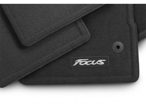Ford 2012 2015 Focus Floor Mats Carpeted 4 Piece Set