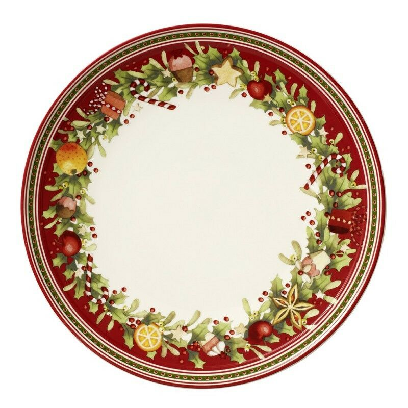 Villeroy and boch christmas winter bakery delight dinner for Villeroy and boch christmas