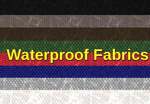 Upholstery Waterproof outdoor Soft Solid Canvas Denier ...