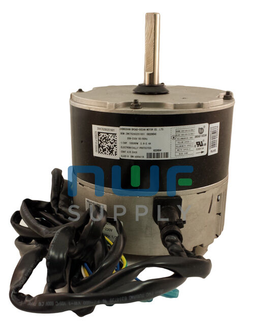 Nordyne frigidaire tappan westinghouse genteq 622468 for Variable speed condenser fan motor