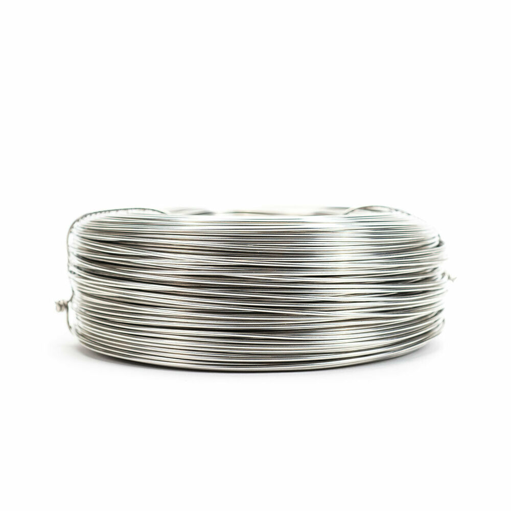 16 Gauge Tie Wire : Lb coil gauge stainless steel tie wire feet