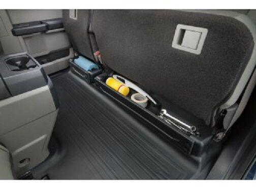 Ford 15 17 F 150 Under Seat Cargo Organizer Ebony