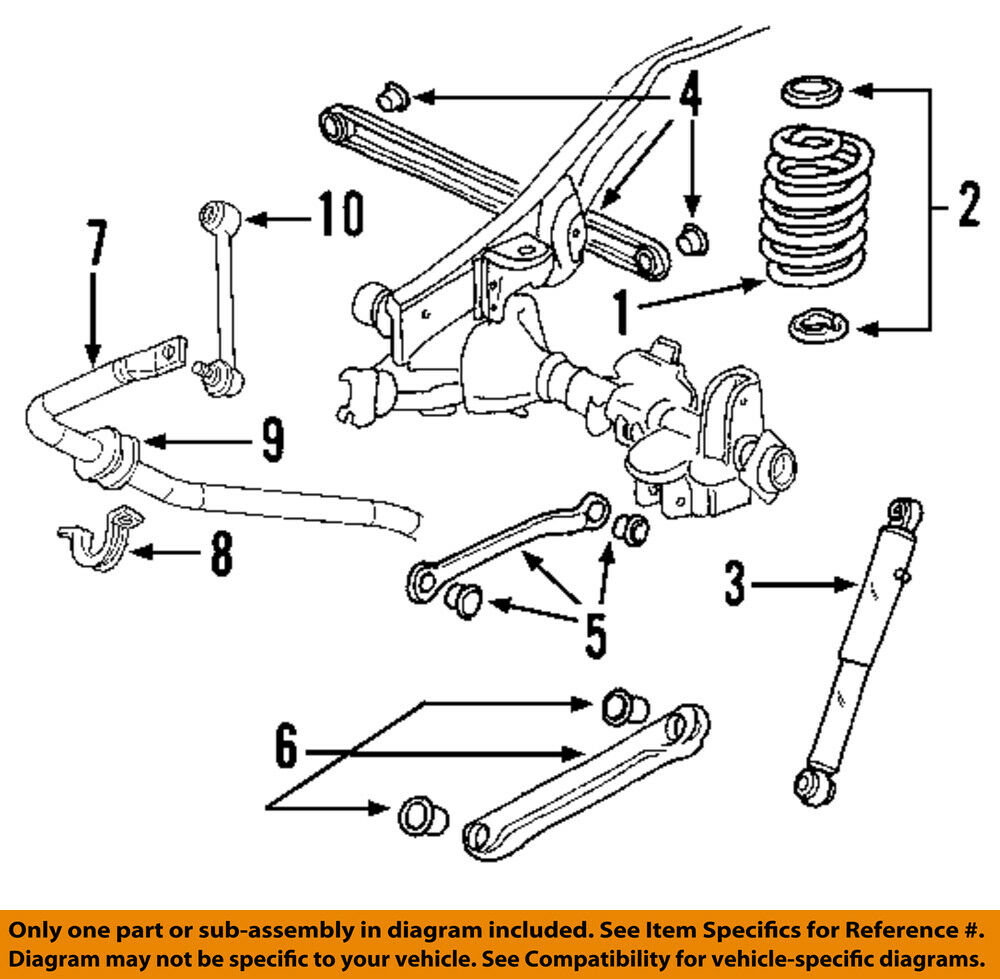 S L on 2002 Dodge Dakota Leaf Spring