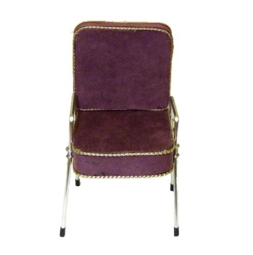 miniature wine suede beauty salon shampoo chair handcrafted for 1 12