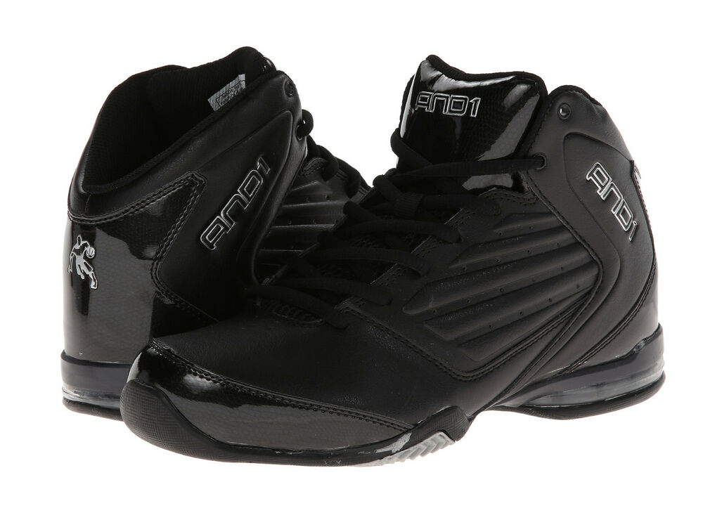 AND1 AND 1 Mens D1072MBBS Master 2 Mid Basketball Shoes ...