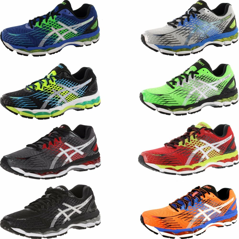 402e482e88f ASICS MENS ASICS GEL NIMBUS 17 T507N RUNNING SHOES