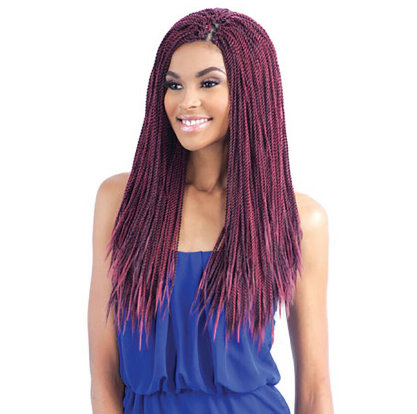 Crochet Braids Ebay : ... TWIST - MODEL MODEL GLANCE BULK CROCHET BRAIDING HAIR EXTENSION eBay