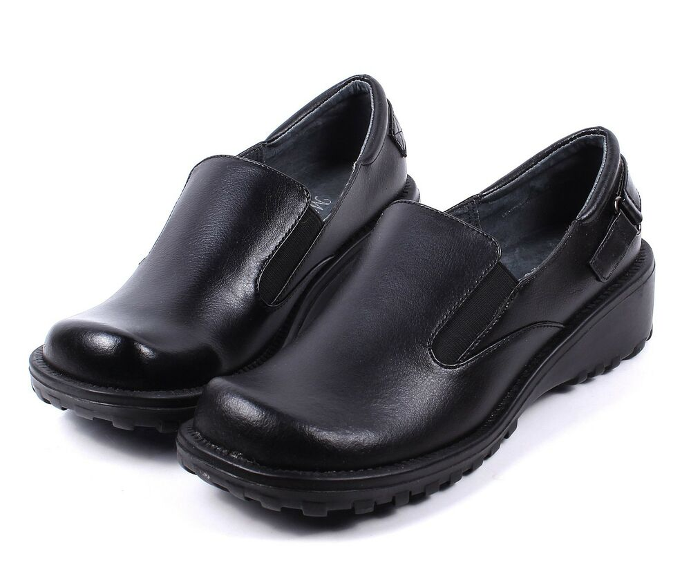 Barley Black Oxford Shoes