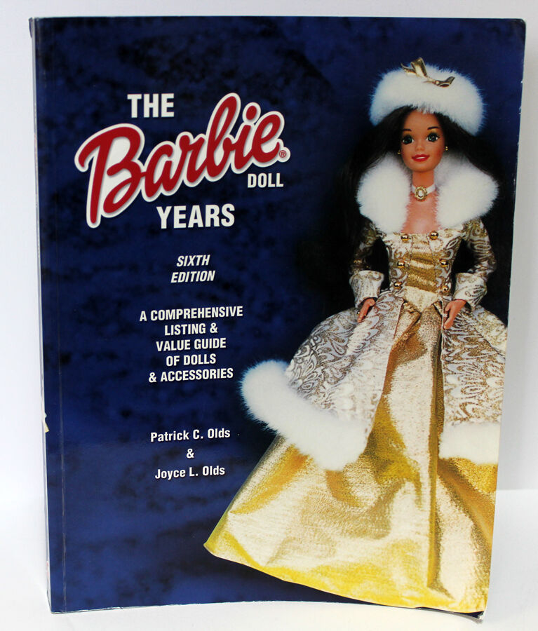 The Barbie Doll Years Sixth Edit. Value Guide by: Patrick ...