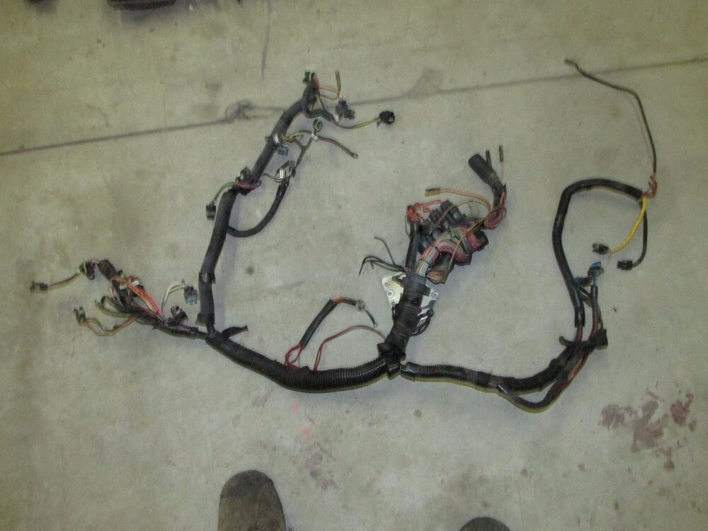 mercury outboard 150hp dfi optimax wiring harness 858229