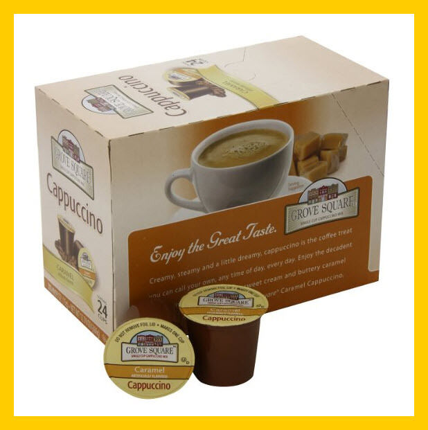 Caramel Coffee Keurig Pods
