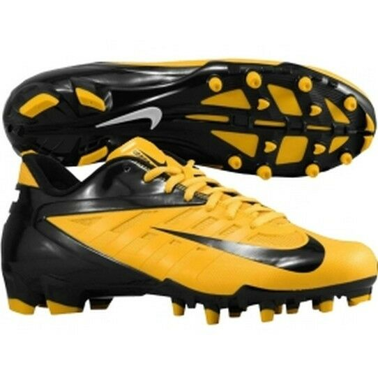 Nike Football Shoes Yellow