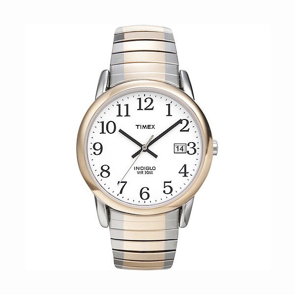 how to date a timex watch