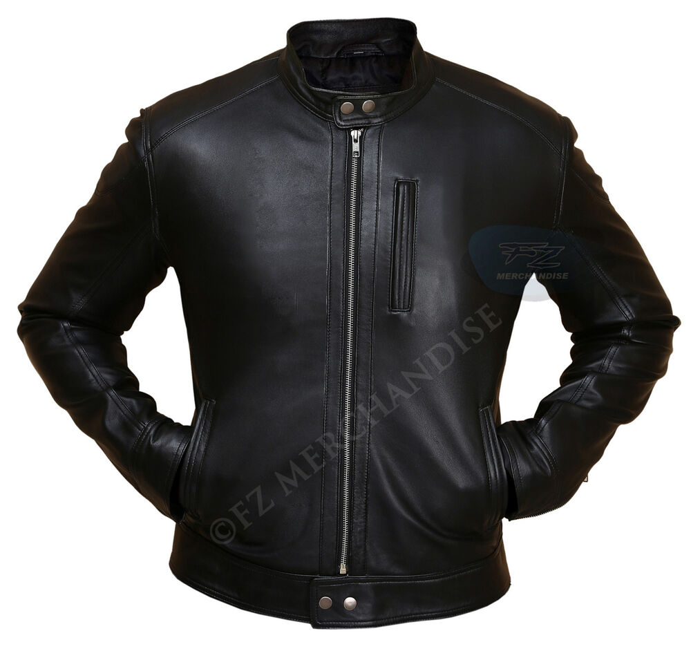 Find great deals on eBay for mens black leather jacket. Shop with confidence.