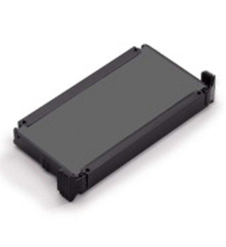 black new replacement ink pad for trodat printy 4913 self inking stamps ebay. Black Bedroom Furniture Sets. Home Design Ideas