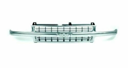 IPCW CWG-GR0407G0 Replacement Chrome/Black Grille for 00-06 Suburban/Tahoe