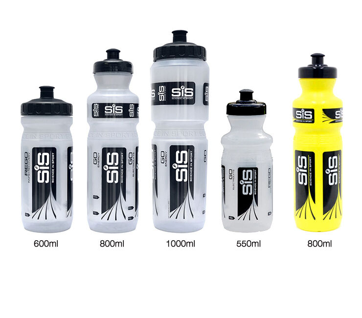 Water Bottle Volume: SiS Drinks Bottle For Cycling & All Endurance Sports All