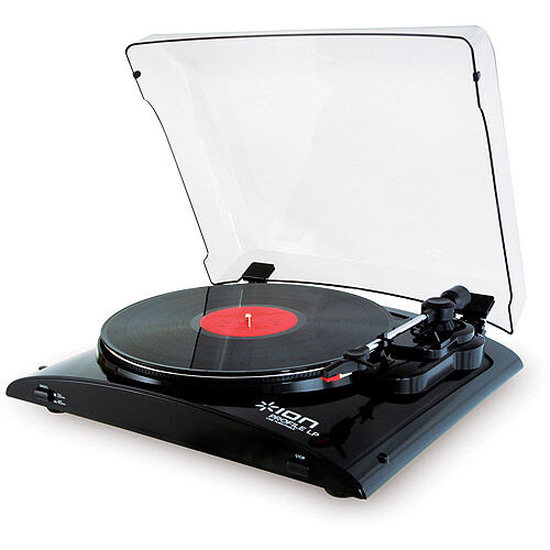 ION Audio PROFILE LP Turntable 81258010058