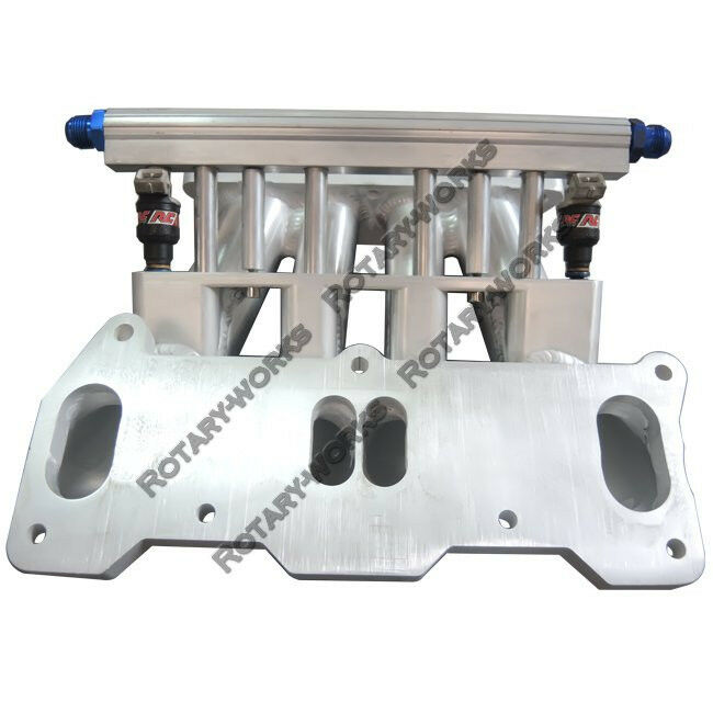 Rx7 Engine Upgrades: Lower Intake Manifold For Mazda 13B REW Rotary Engine 4