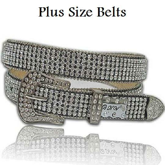 Women's Plus Size Belts Are Fashionable Accessories Adding women's plus size belts to your wardrobe gives you fashionable accessories appropriate for a variety of occasions. The range of styles available ensures a little something for everyone.