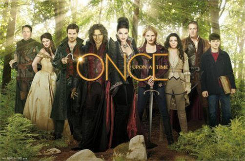 ONCE UPON A TIME - CAST POSTER - 22x34 TV SHOW 14113 | eBay