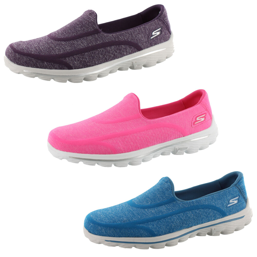 Comfortable Women S Slip On Walking Shoes