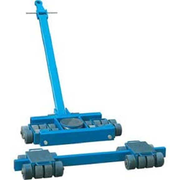 machine moving rollers