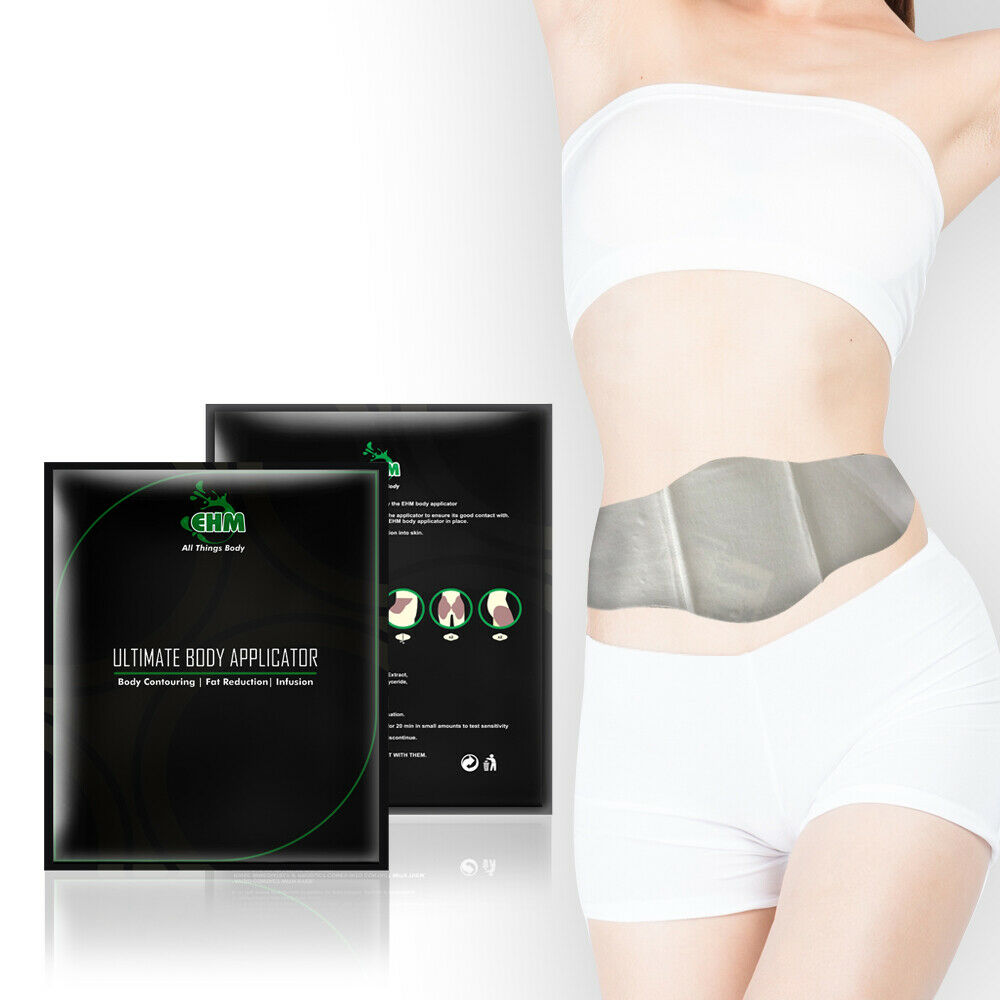 5 Body Wraps SUPERIOR Ultimate Applicators it works to ...