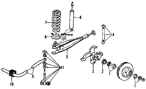 ford e350 front suspension parts diagram  ford  auto