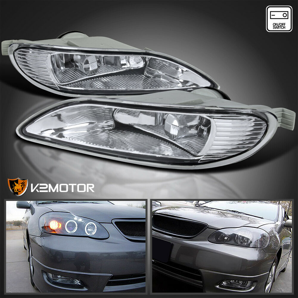 2009 toyota camry fog light ebay autos post. Black Bedroom Furniture Sets. Home Design Ideas