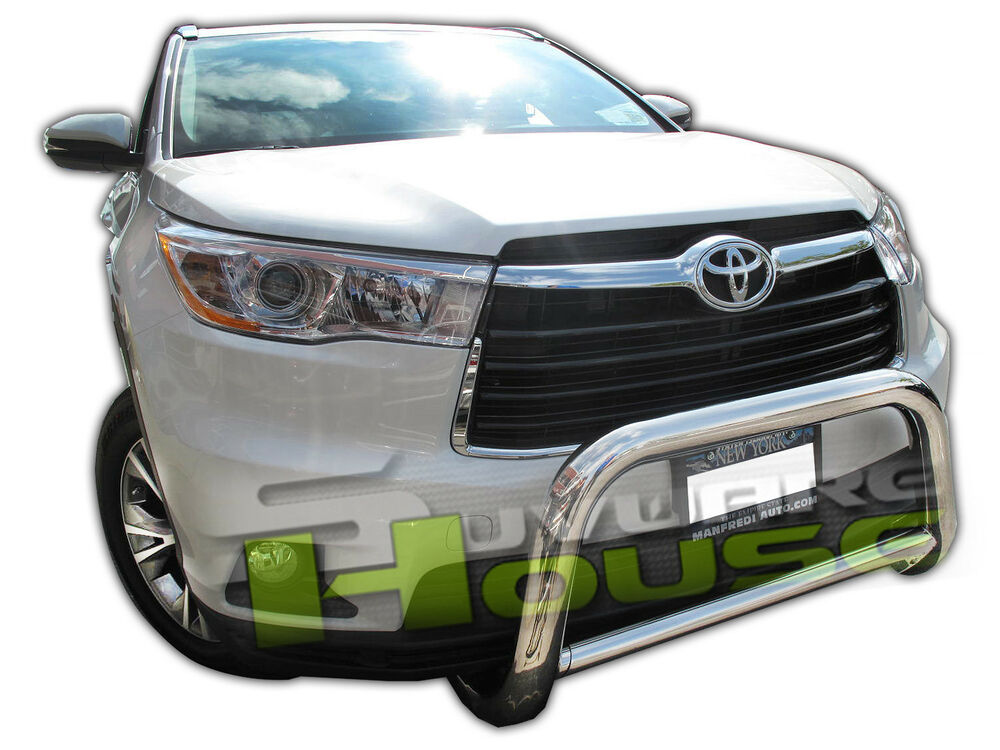2017 Toyota Highlander Bull Bar Upcomingcarshq Com