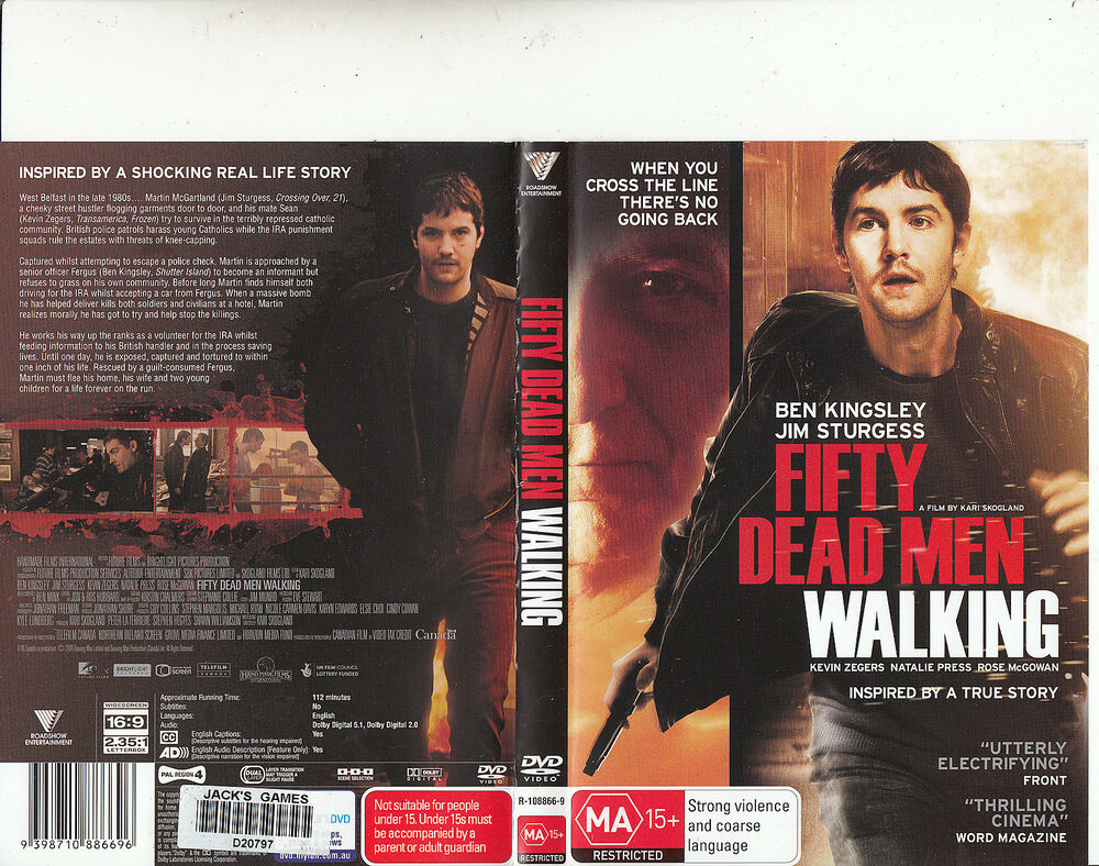 50 Dead Men Walking | Movies | Empire