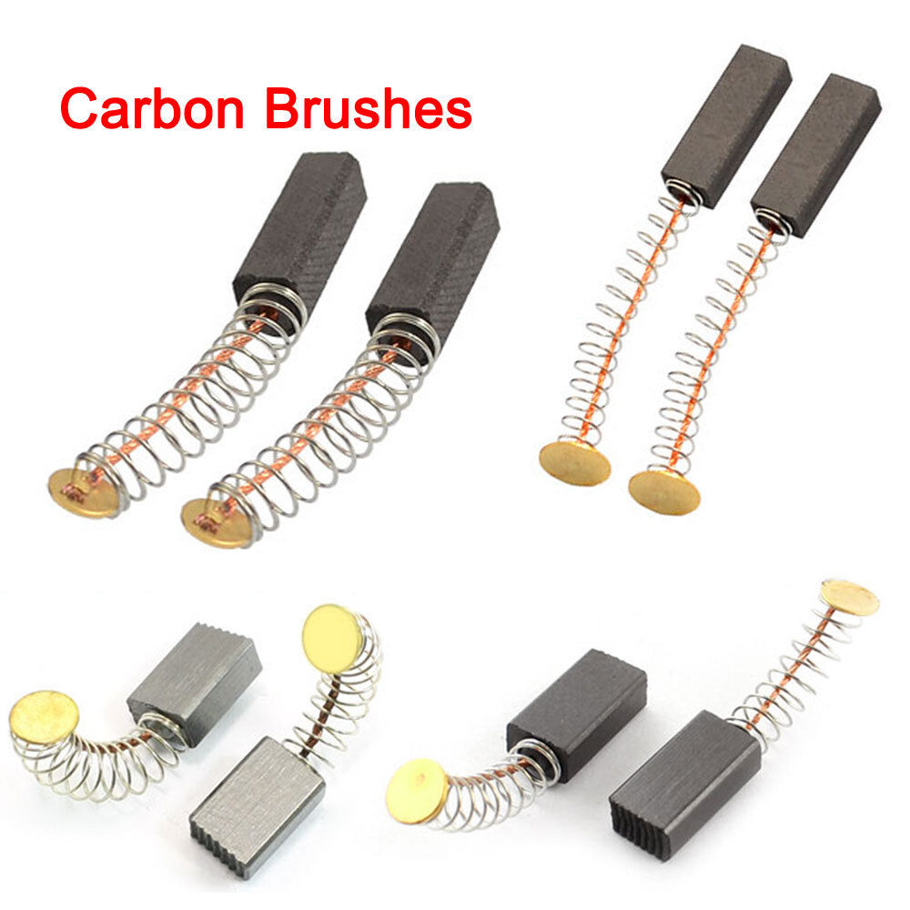 Electric power tool motor carbon brushes replacement for Carbon brush for motor