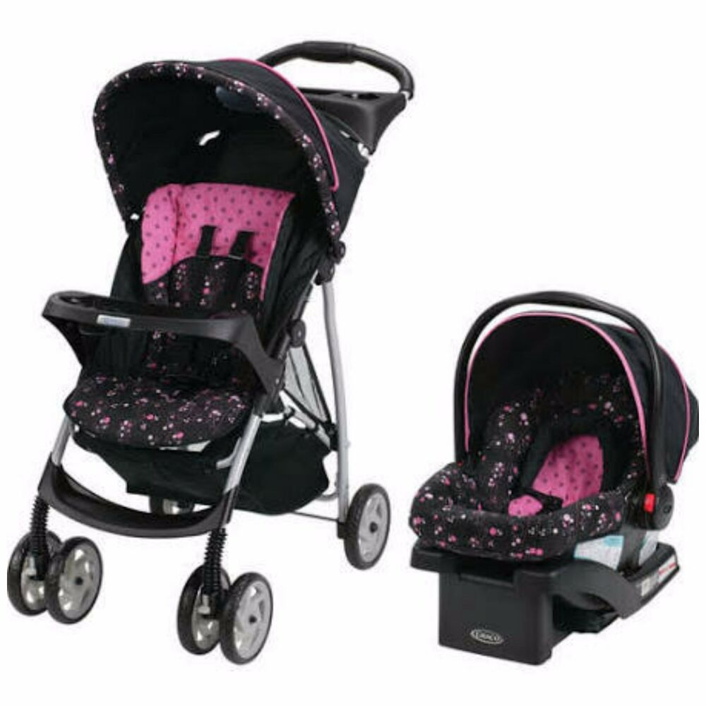 Free shipping baby Stroller Cushion leopard pink minky
