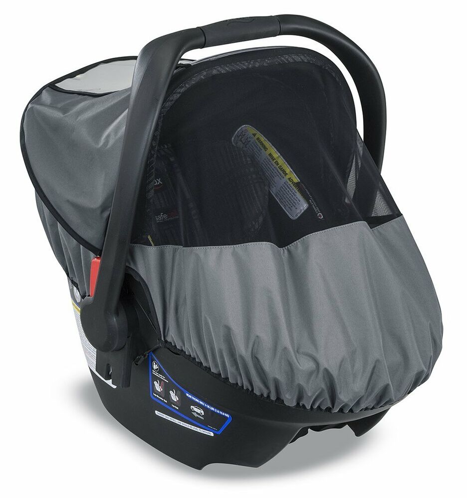 Britax B Covered All Weather Car Seat Cover Brand New