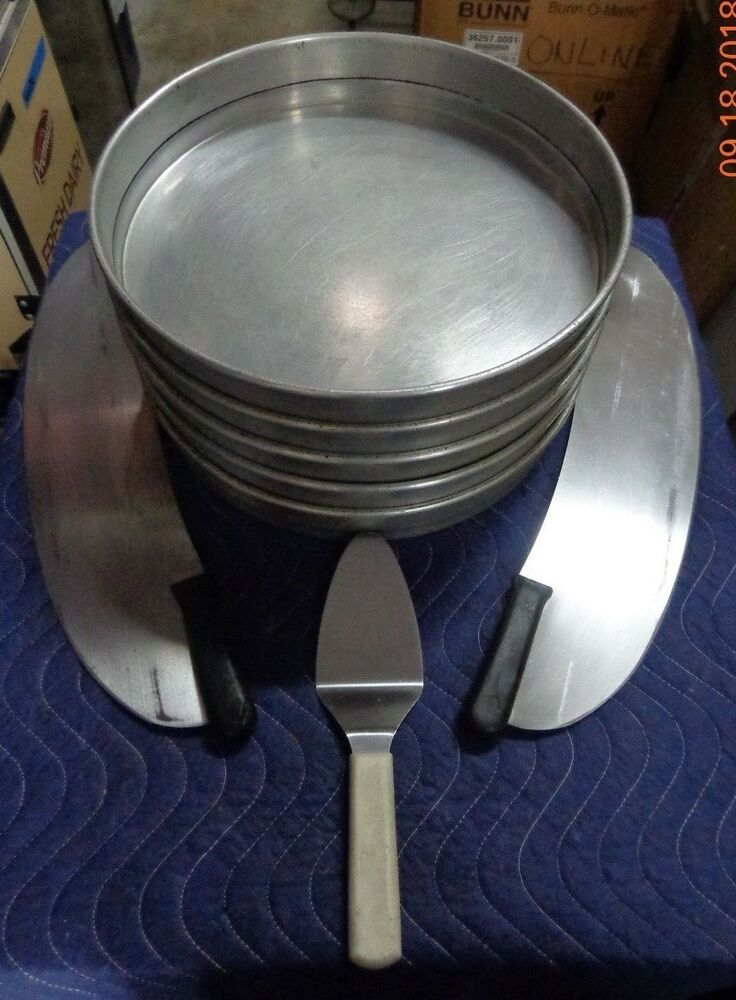 Used Commercial Kitchen Pans